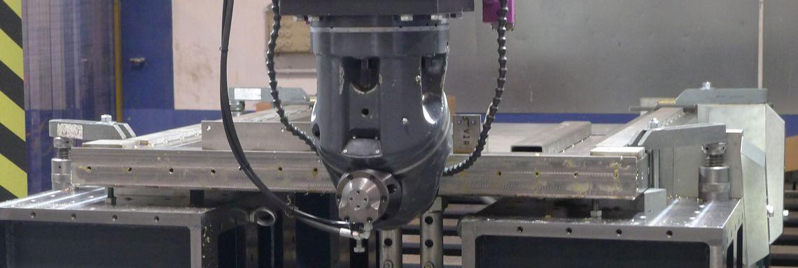 CNC-Bearbeitung Edelstahlrahmen