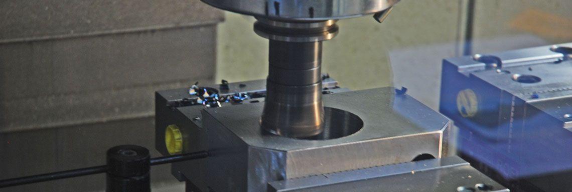 Fräsen CNC-Fräse Kleinteile