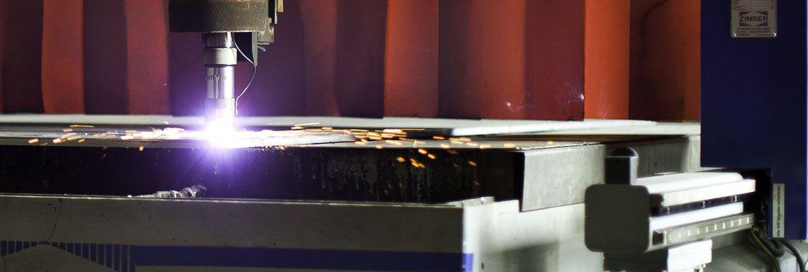Stahlbau Plasmaschneiden