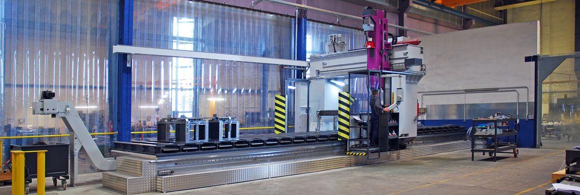 CNC-Fräsen Portalfräse