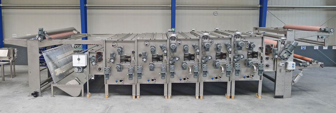 Waschmaschine in Edelstahlfertigung Bielefeld