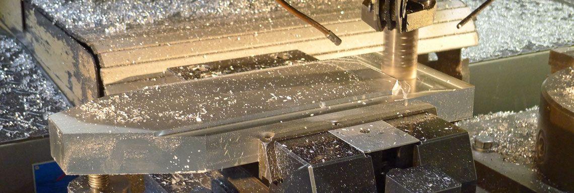 Fräsen Aluminiumbearbeitung
